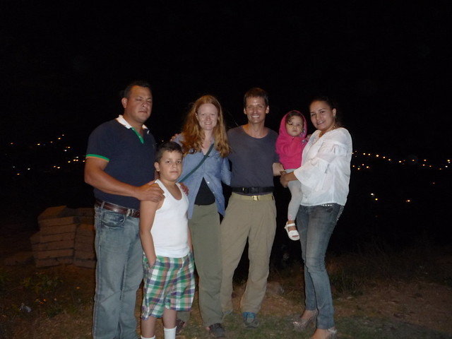 The Rancher and His Family in Camoapa