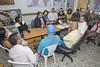 Reunión con líderes de Comunas