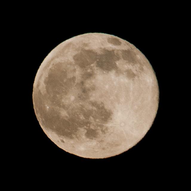 June's Full Moon
