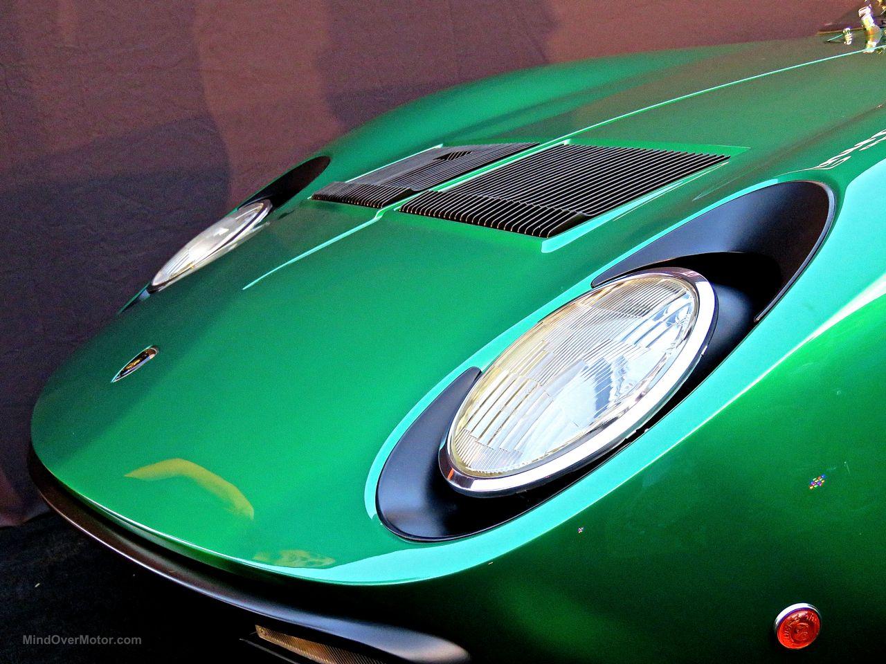 Lamborghini Miura SV PoloStorico Restoration 3