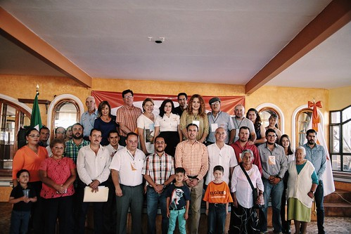 12 Mayo 2016 Toma de protesta comisión operativa San Ignacio Cerro Gordo