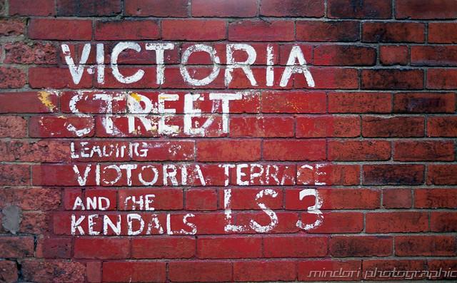 Day 314 - Victoria Street