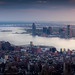 Manhattan from the top of the Empire State Building by nicolaspika