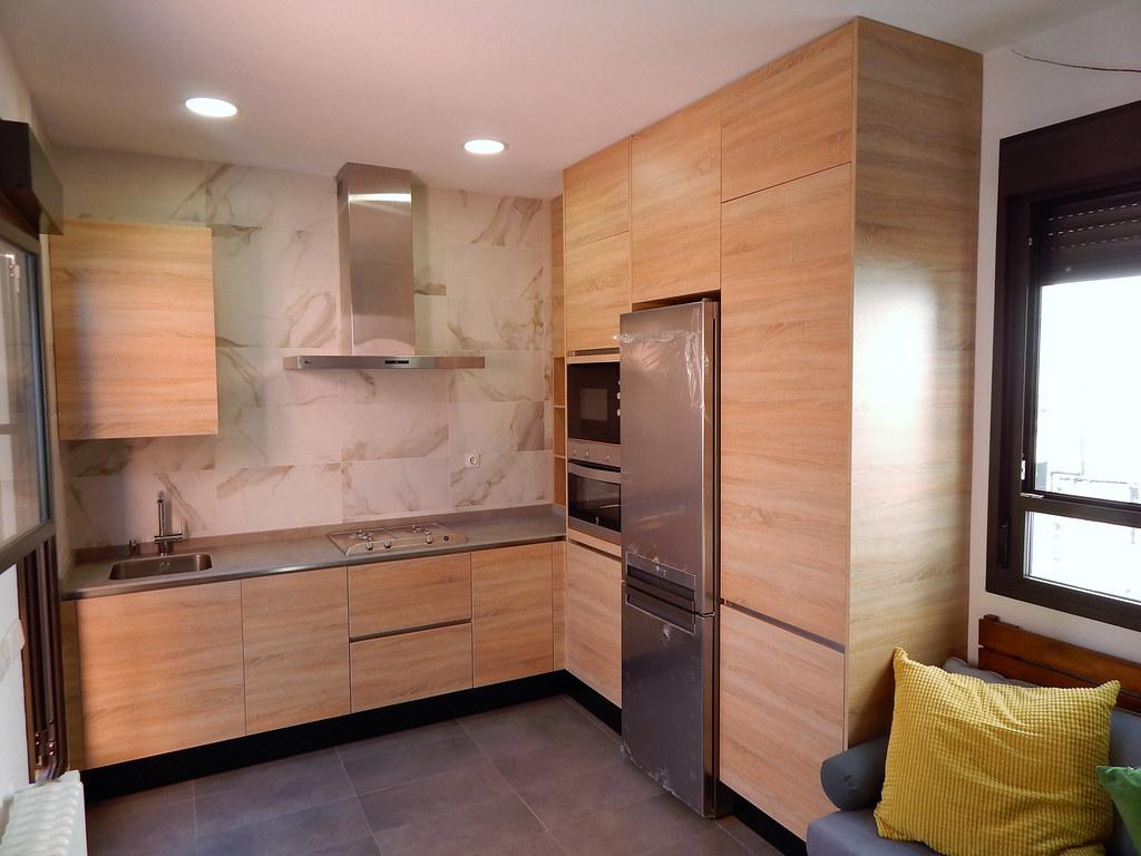Muebles de cocina roble agreste - cocinasalemanas.com