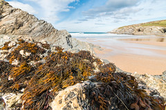 Walk from Holywell via Crantock and Poly Joke beach