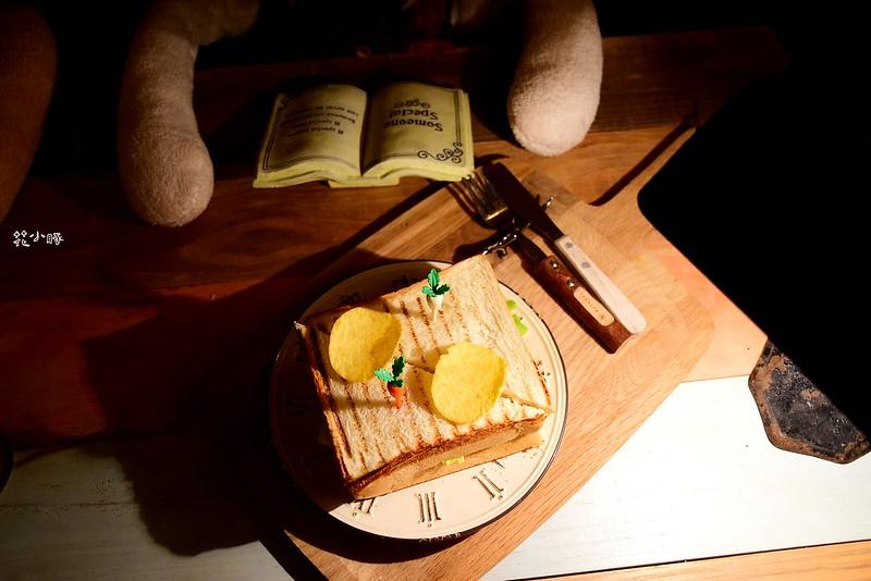板橋早午餐Petit Tuz小兔子鄉村菜單電話 (14)