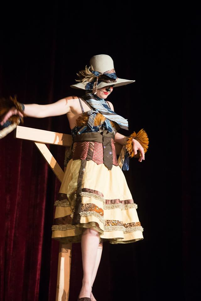 Bettie Klondike, Gritty City Sirens' Adventures in Oz, Seattle Tacoma Burlesque