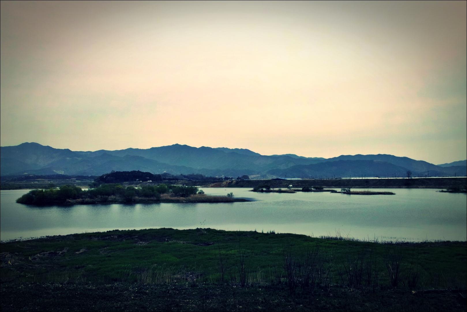 섬진강-'섬진강 자전거 여행'