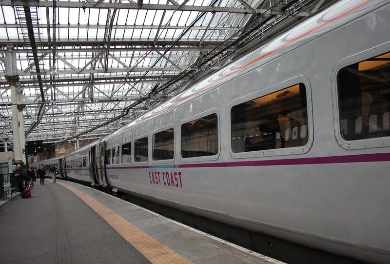 17度C-不會英文搭火車遊英國-EASTCOAST- (4)