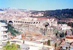 Algérie, Marseille, Bône, Constantine, Tébessa