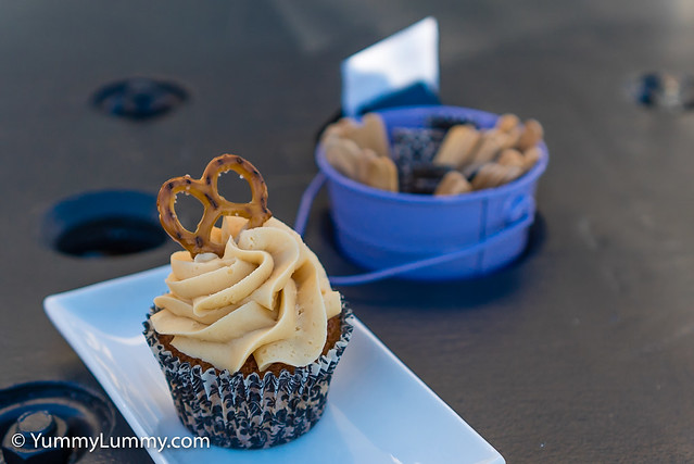 Heather's House of Cake salted caramel cupcake