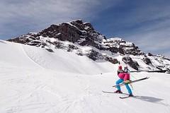 SNOW tour 2014/15: Arabba Marmolada - jarní sport i výlet