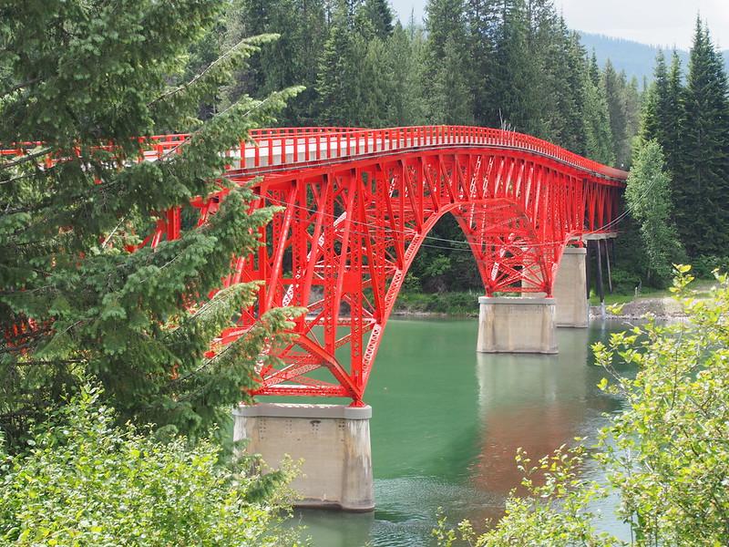 Sullivan Lake Road Bridge