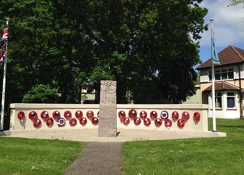 RAF North Weald Memorial
