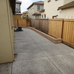 New Patio And Planter Box In Vacaville