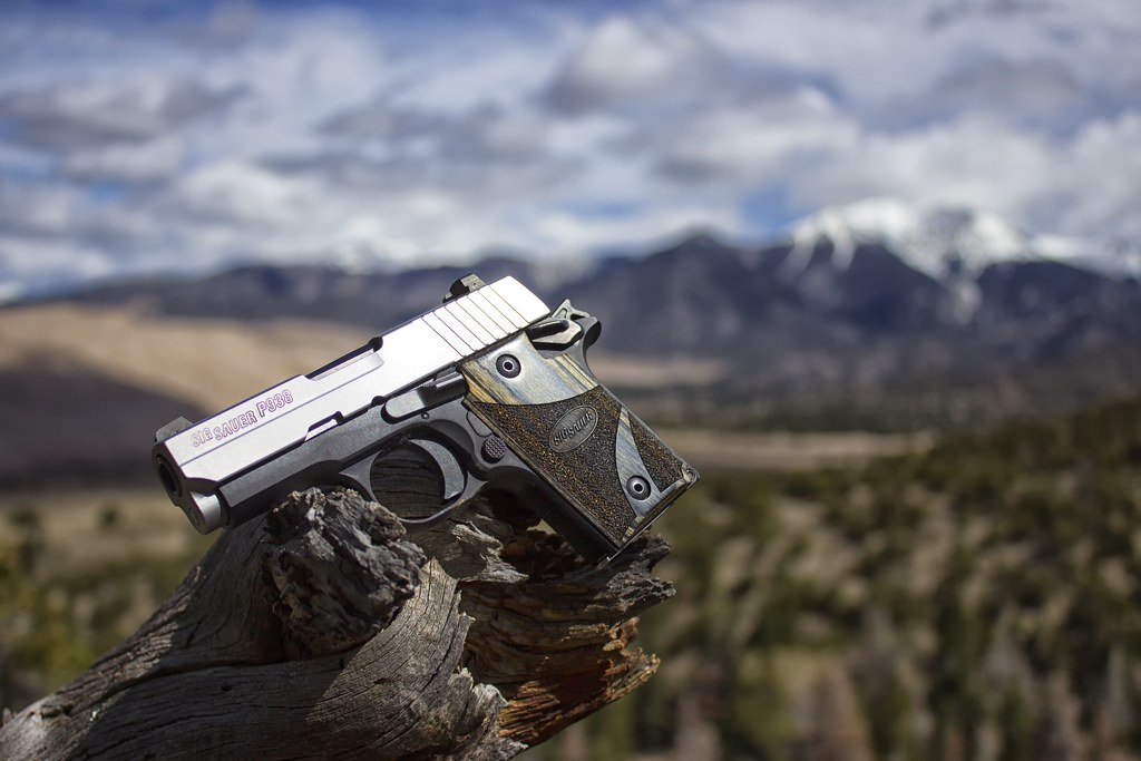 Sig In The Wild: Great Sand Dunes National Park