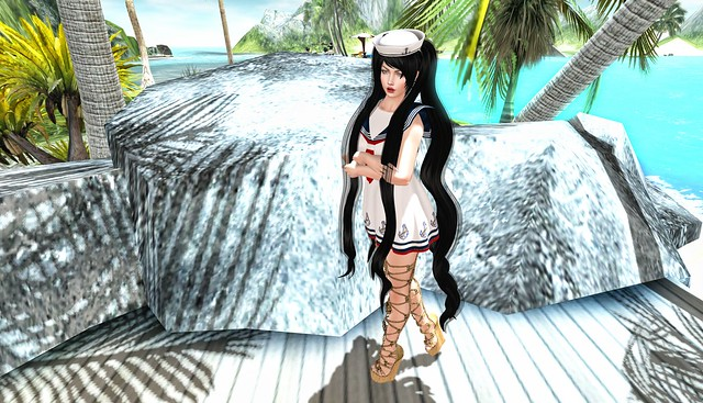 :ESSENCE: SAILOR GIRL