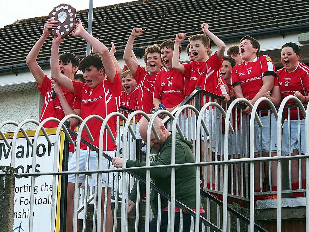 Abbey Rangers Feile Shield Final