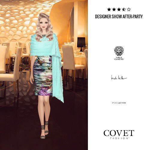 Designer Show After Party Covetfashion Https T Co Fk2sm79h6d Paper Doll Book