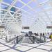 Den Haag Centraal, eindpunt lijn E by Tim Boric