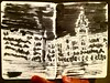 #trieste #piazzaunitaditalia #urbansketcher #urbansketchers #urbansketching #sketcher #sketchers #art #moleskine #mysketchbook #mytravelguide  #carnetdevoyages #carnetdevoyage #travellog #fountainpen #stylographicpen #colouredink #watercolors #watercolour