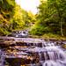 Huyck Preserve Waterfall by Photon-Huntsman