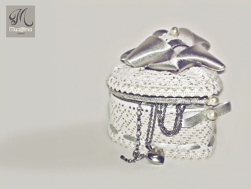 intricate handmade jewelry box