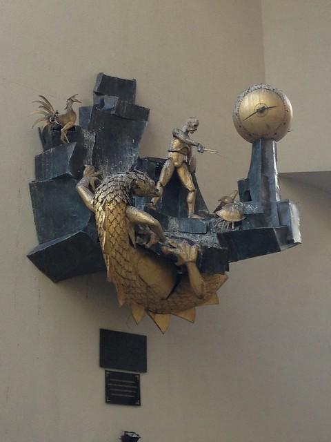 Dragon Saint Michel