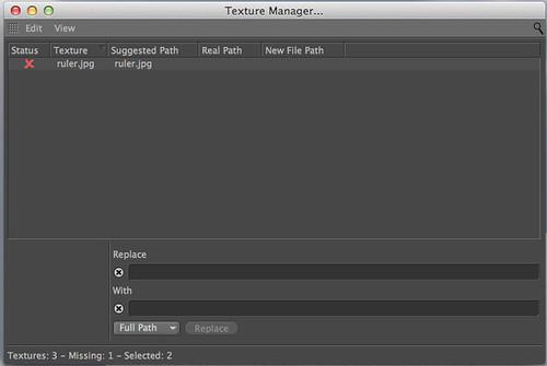 Cinema 4D] Remove Missing Textures | 3D Gumshoe