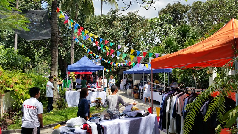 Garage sale 2015 Tangile North Forbes
