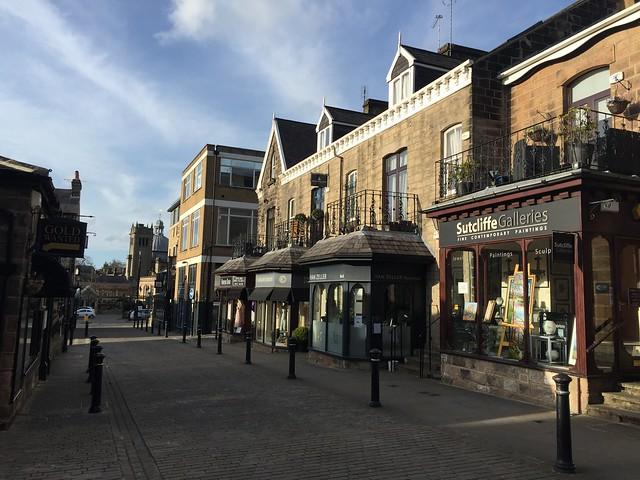 Calle de Harrogate (Yorkshire)