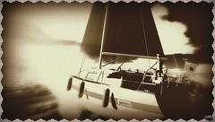 Sailing with Ratt