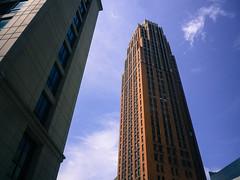 Detroit skyscraper
