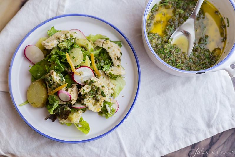 Insalata di pollo - Chicken salad