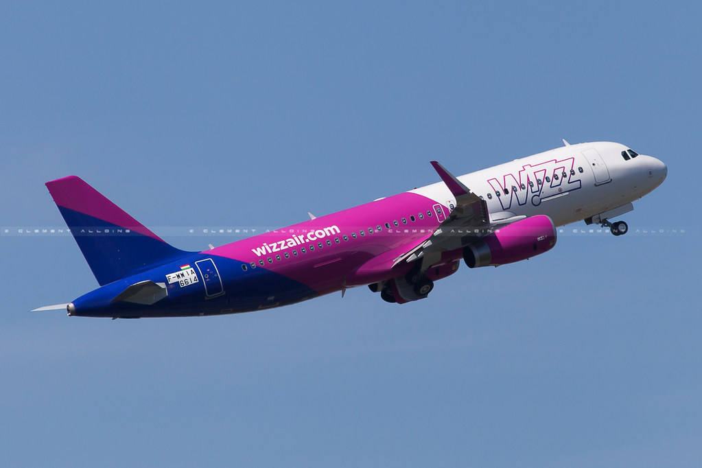 HA-LYQ - A320 - Wizz Air