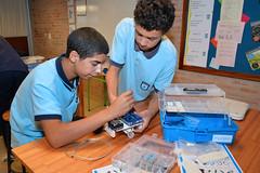 Robot Diplomacy en Liceo Impulso