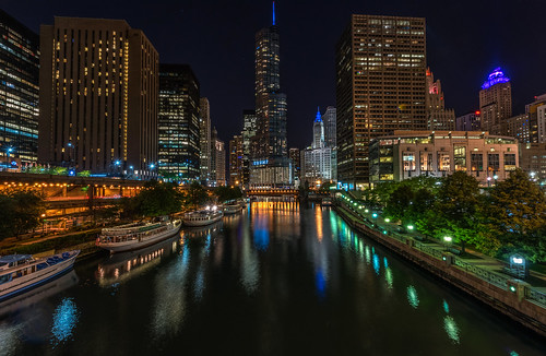 The Chicago River by Geoff Livingston