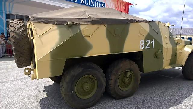 BTR-152 at Saumur 2015
