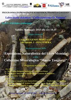 Mostra naturalistica L. Montale