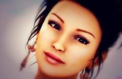 Becky - Portrait I