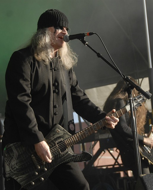 Tom Warrior of Triptykon