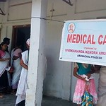 Medical Camps at Namsai