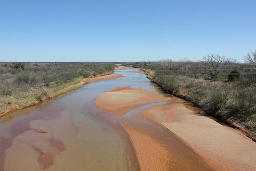 bridge texas brazosriver knoxcounty texashistoricalmarker