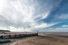 Big Norfolk sky at Holkham