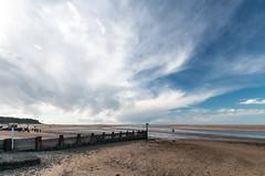 Big Norfolk sky at Holkham