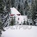 Snowy Wooden Cottage At Muntele Mic Resort