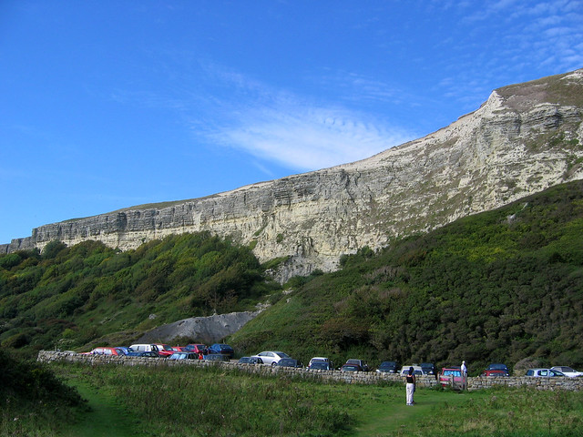 The Undercliff, Isle of Wight