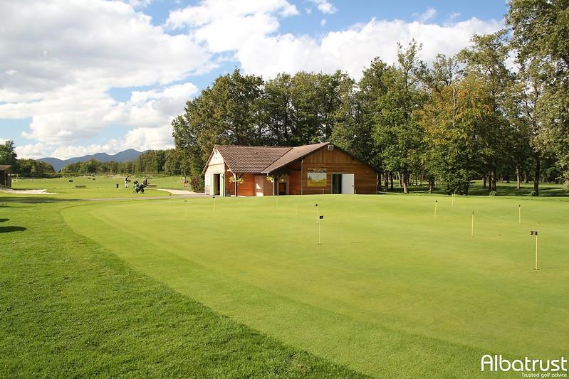 photo du golf Golf Club des Bouleaux - Parcours