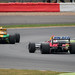 Benetton B192 and Dallara F191