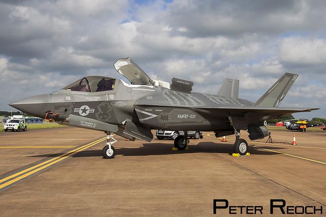 168726 / US Marine Corps / F-35B Lightning II